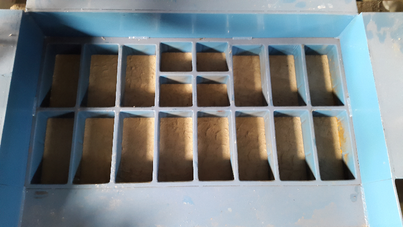 BT2 (10x20x6cm), BT14 (10x10x6cm) kombi térkő sablon
