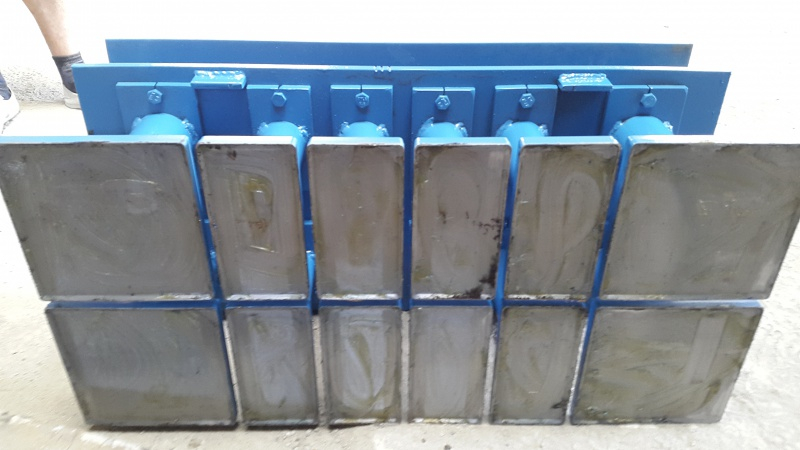 BT2 (10x20x6cm), BT13 (20x20x6cm) kombi térkő sablon