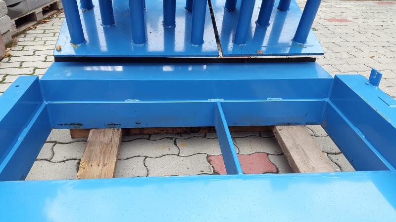 Járdalap/mederlap (40x40cm, 60x40cm) sablon