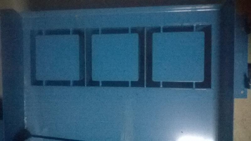 Pillér zsalukő (30x30x23cm) sablon