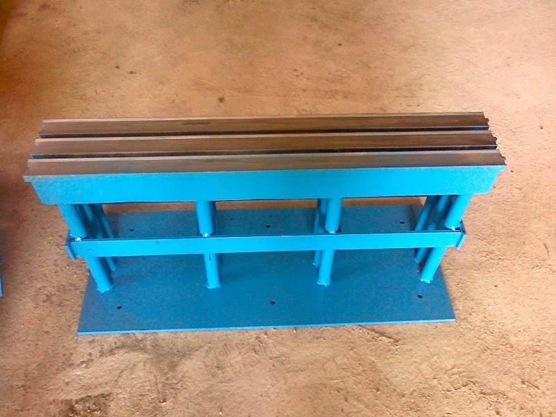 K5 szegélykő (100x5x20cm) sablon