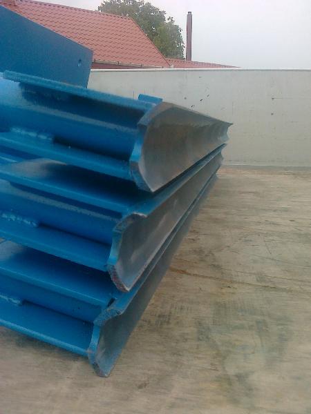 B5 szegélykő (100x5x20cm) sablon