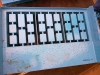 Uniblokk (24x39x20cm) sablon