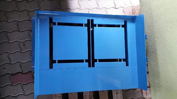 Zsalukő (40x50x23cm) sablon